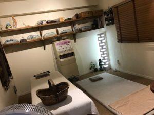光和堂施術室