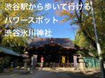パワースポット渋谷氷川神社